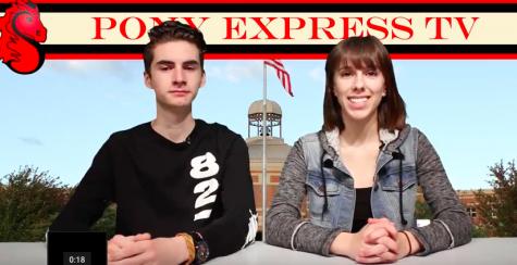 Pony Express TV May 16-20
