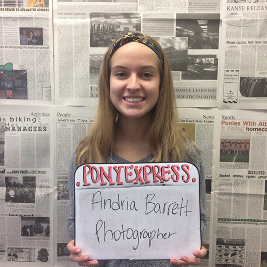 Andria Barrett