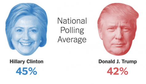 Lack of poll accuracy skews predictions for presidency