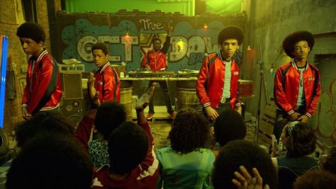 Netflix original series 'The Get Down' popularizes hip hop