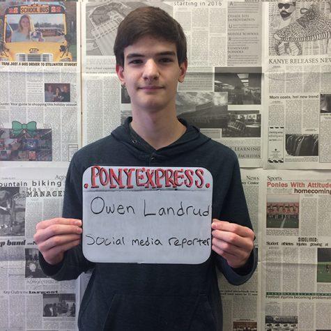 Photo of Owen Landrud