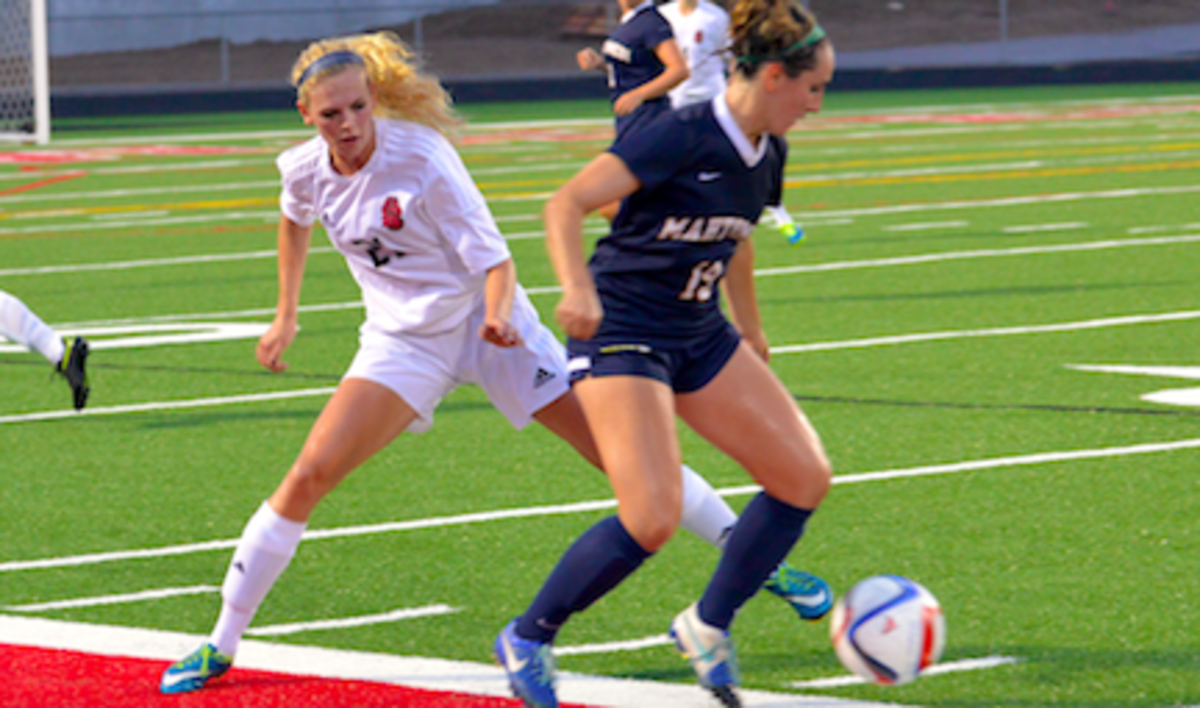 Hannah Anderson excels as three-sport varsity athlete