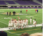 "The Ponies celebrate winning the state championship on Nov. 3. ""It was so surreal winning the championship,"" senior defender Patrick Allan says. ""I've been on the varsity team since I was a freshman, and all I've wanted to do is win. Finally doing it means the world to me and I'm glad I got to do it with this group of guys."""