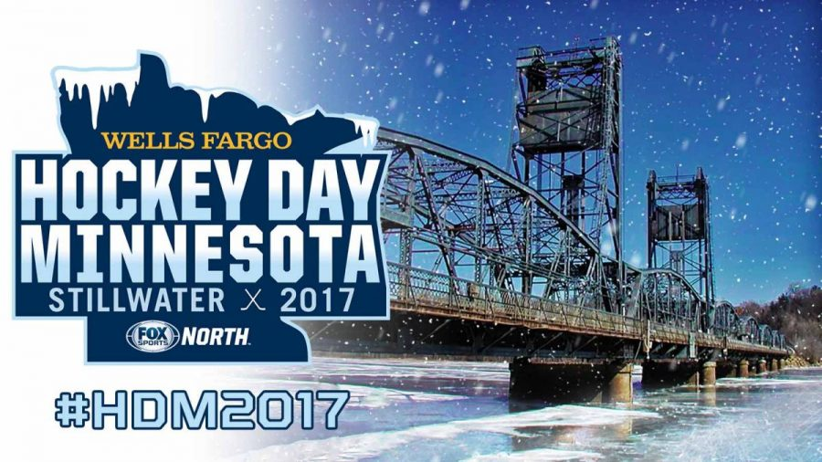 """Stillwater hosts the biggest day of hockey in MN this year. The captains and team are very excited for that day to come it's a huge honor and a once in a lifetime experience.  Cates says, """"Hockey day will not only be exciting for the team, but also for the city of Stillwater."""""""