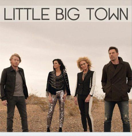 Little Big Town- The Breaker