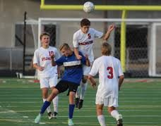 Press Photo- Allan was nominated for Minnesota's Mr. Soccer award this year as well as being named on the All-State soccer team. He was just one of a few different Stillwater players to be named on the All-State team.