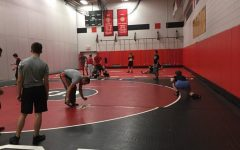 Strong start for wrestling team