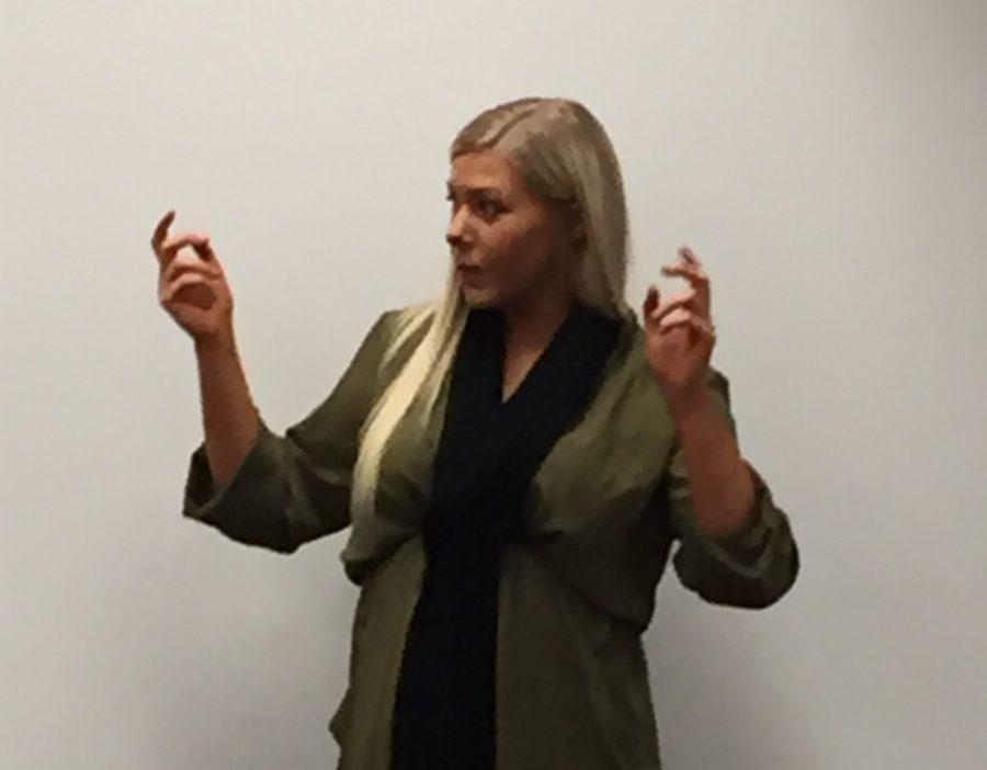Ella Dorner perserveres in spite of memory loss