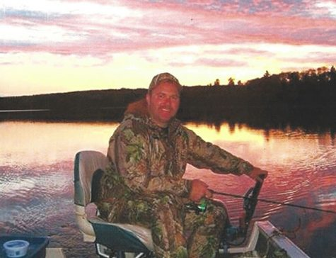"Aside from being highly social and inviting, former assistant principal Bill Howlett was a huge outdoorsman. He loved fishing and hunting, and one of his happiest places was out on the fishing boat. ""He liked the outdoors, I like the outdoors. So it was natural for us to talk about things like hunting or fishing- and we did spend some time fishing together on the boat. Actually we did have a lot of fishing outings together, where we would talk about hunting and our kids,"" math teacher Darby Whitehill says."
