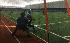 Softball trains hard, prepares for season