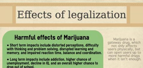 Recreational marijuana will cause harm