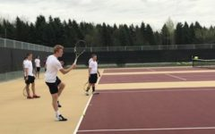 Boys tennis team serving up high expectations
