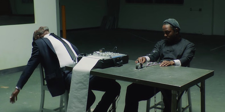 DNA by Kendrick Lamar