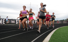 Summer prep pays off for girls cross country