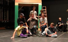 Theater department prepares for performance 'Grease'