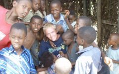 English teacher Brandon Maxwell, makes a difference in Tanzania