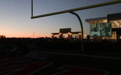 Student Council hosts movie night at Pony Stadium