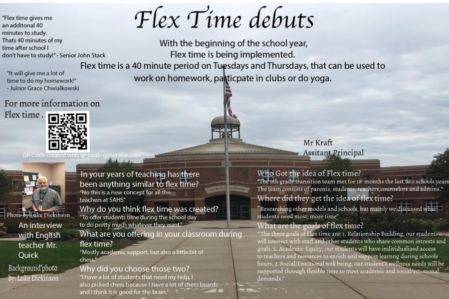 School rolls out Flex Time program