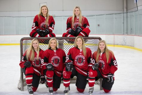 Young girls hockey team ready for season