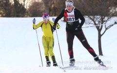 New recruits, seniors lead to strong season for girls nordic ski