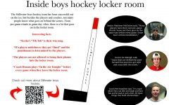 Boys hockey shares their traditions and superstitions