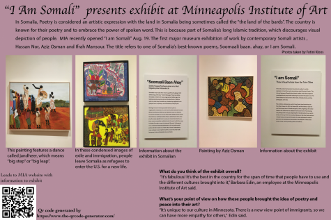'I Am Somali' presents exhibit at Minneapolis Institute of Art