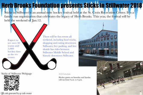 Herbs Brooks Foundation presents Sticks in Stillwater