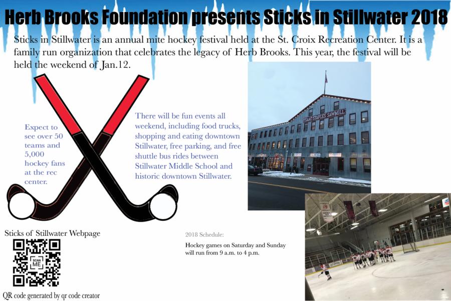 Herbs Brooks Foundation presents Sticks in Stillwater