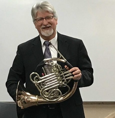 One man's journey from flute player to professional French horn player