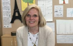 French teacher Jackie Parr serves as role model