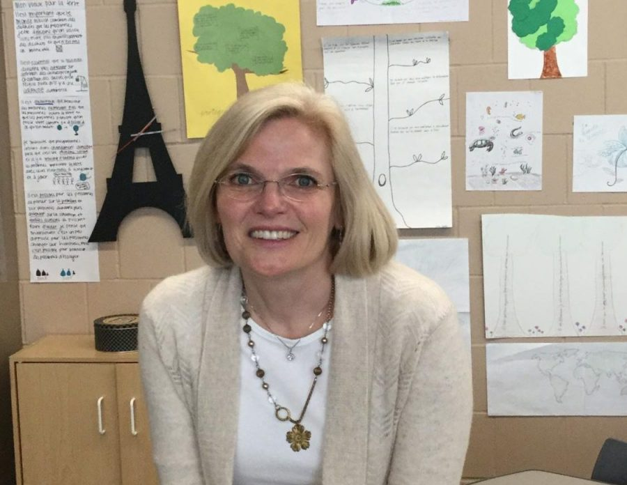 Parr's many years have strengthened her love for the french language and culture. She finds joy in sharing it with students.