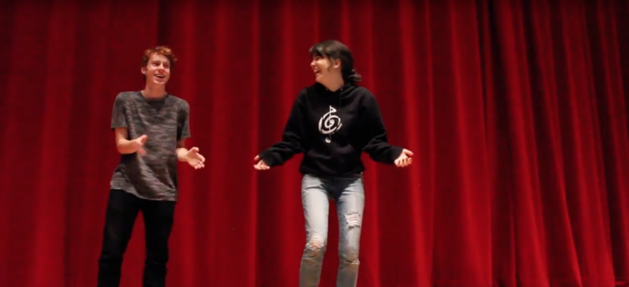 One Act troupe brings life to 'Metamorphoses'