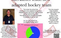 McAllister leads new adapted hockey team