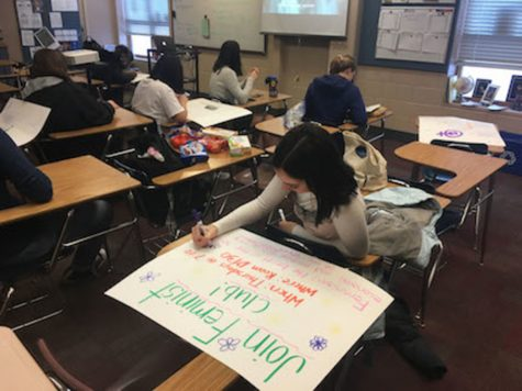 Feminism club resumes to promote equality