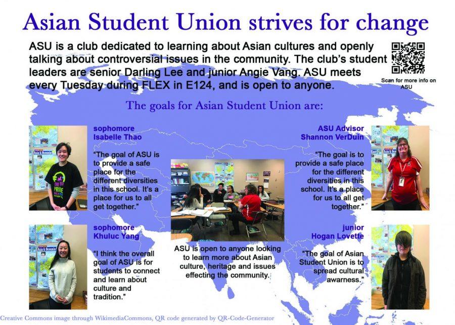 Asian Student Union builds strong bonds