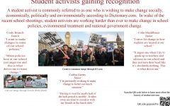 Student activists: More powerful, more necessary than ever