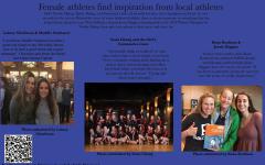 Minnesota female athletes inspire future generations