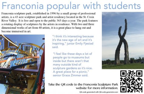 Franconia Sculpture Park showcases new talent