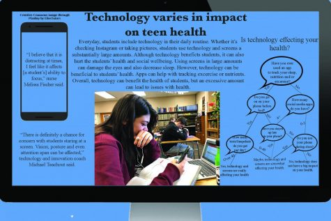 Technology varies in impact on teen health – The Pony Express