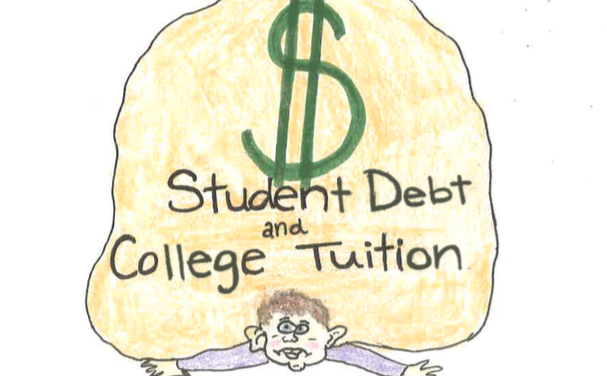 Unaffordable college puts students in a bind