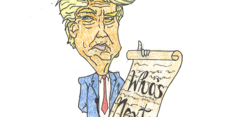 President Trump shuffles his cabinet