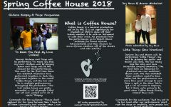 Spring NHS coffeehouse preparing for unique performances
