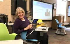 Lori Stippel has 'nailed it' in final days of teaching