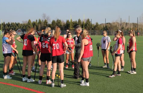 Odd schedule allows girls lacrosse more prep time
