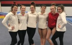 Gymnastics state champs upcoming season