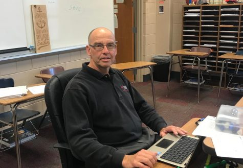 Roger Stippel has been a member of the Stillwater community for 20 years. Stippel will be retiring at the end of the first semester after 34 years of teaching and coaching. He is planning on running for public office in Wisconsin after retiring.