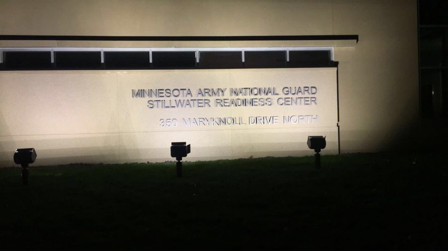 The Minnesota Army National Guard Stillwater Readiness Center. This is a local army where as recruiters and national guard members work and students may also visit or train during recruitment or after.