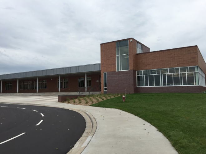 Brookview Elementary, the second smallest school in the district, stands on Brookview Avenue.  It is so small that according to Superintendent Denise Pontrelli,