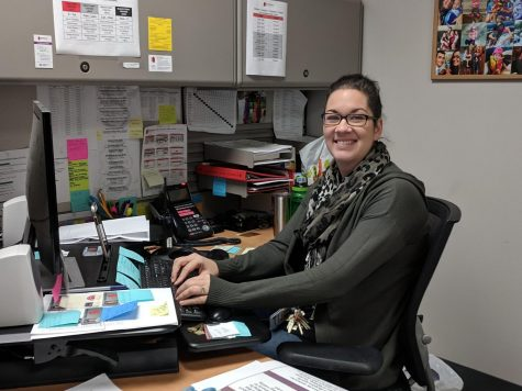 Day in the life: Rachel Anselmo, Principal's Secretary