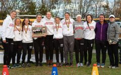 Podolske finishes 38th season coaching cross country